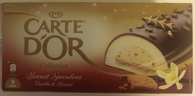 Collection - Biscuit Speculoos - Vanille & Biscuit - Produit