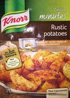 19G Kit Cuisson Potatoes Paprika Knorr - Produit - fr