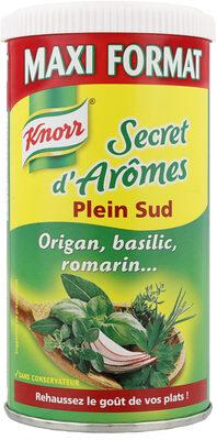 Knorr Assaisonnement En Poudre Plein Sud Tube - Produit - fr