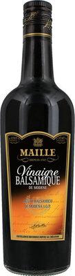 Maille Vinaigre Balsamique de Modène 75 cl - Product - fr