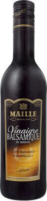 Maille Vinaigre Balsamique de Modène 50cl - Product