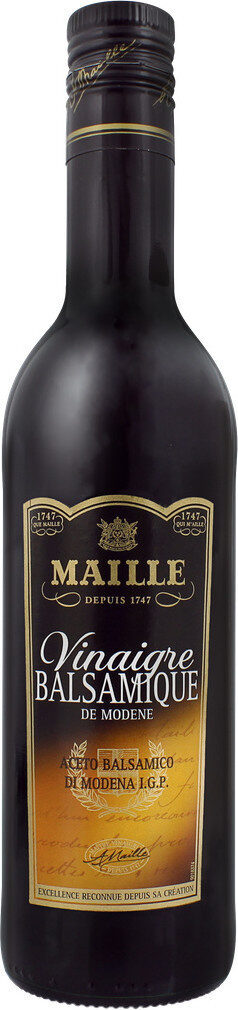 Maille Vinaigre Balsamique de Modène 50cl - Produit - fr