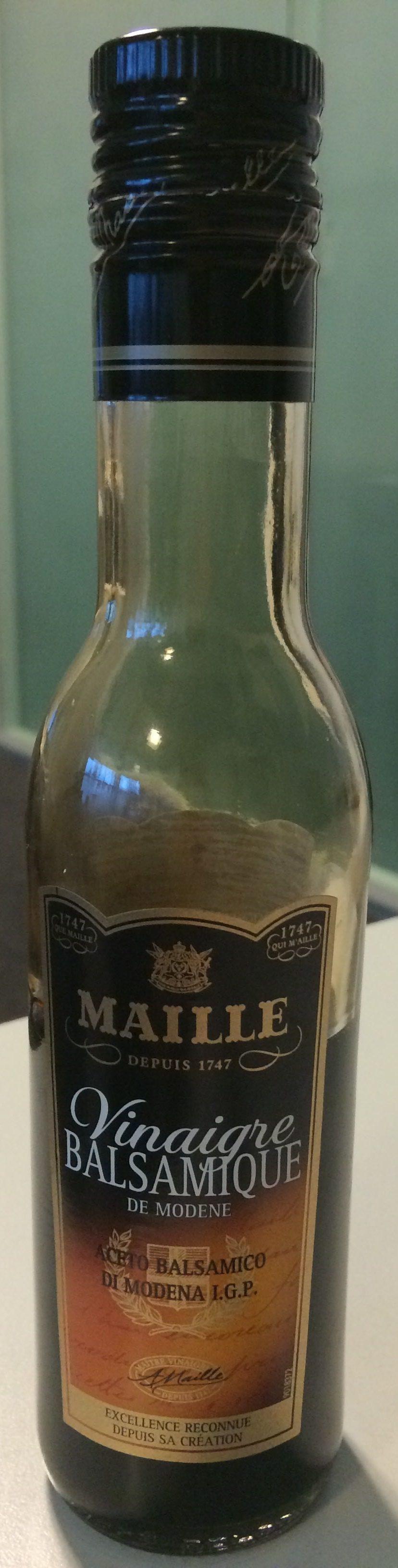 Vinaigre balsamique - Product
