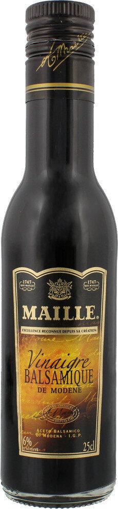 Maille Vinaigre Balsamique de Modène 25 cl - Product - fr