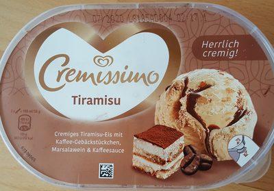 Cremissimo Tiramisu - Product - de
