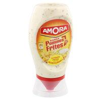 Amora Sauce Pommes Frites Flacon souple 260g - Produit - fr