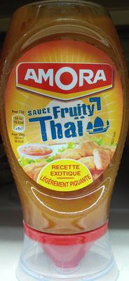Sauce Fruity Thaï - Product