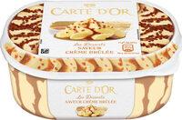 Carte D'or Glace Saveur Crème Brûlée - Prodotto - fr