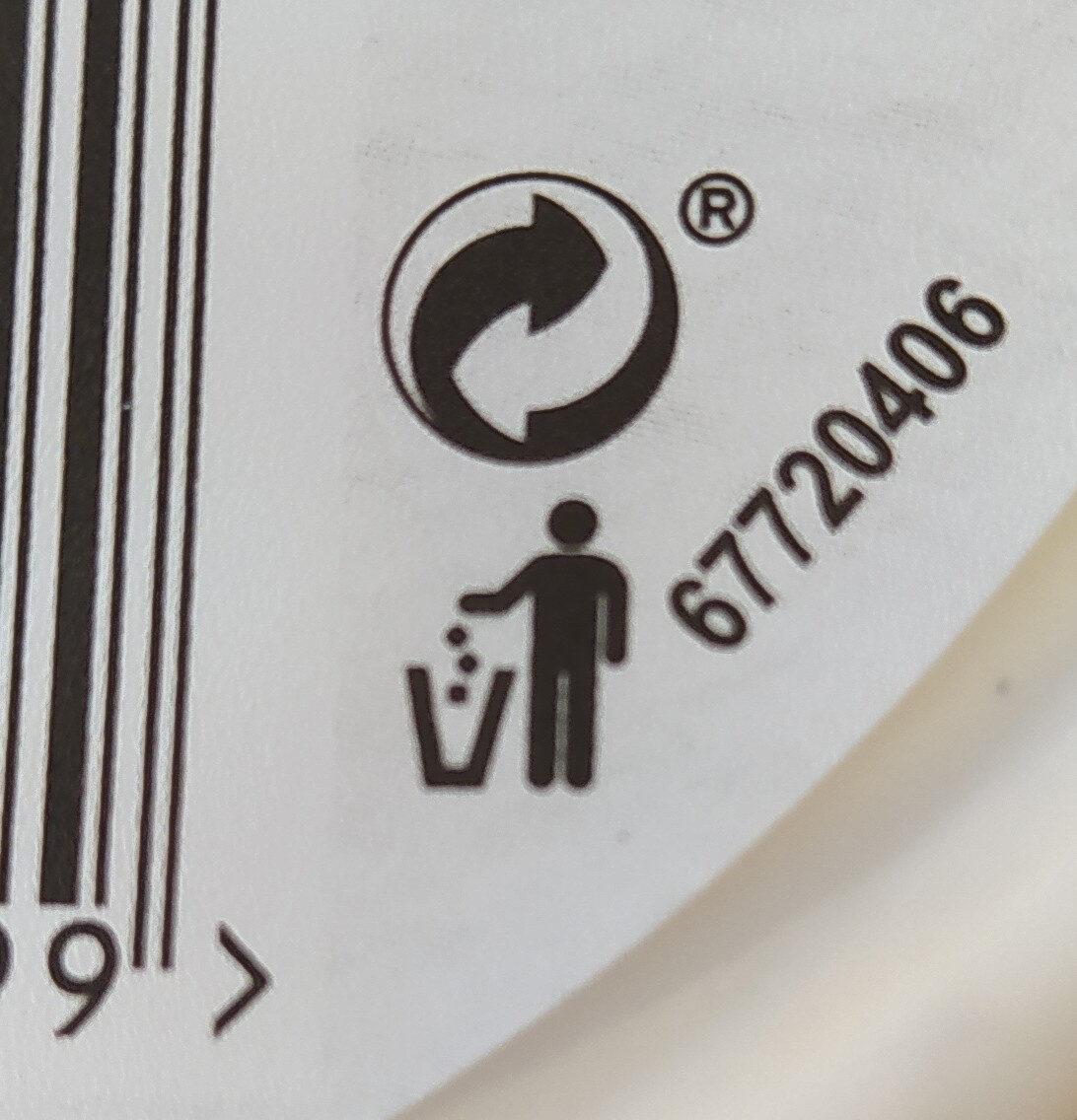 Carte D'or Glace Vanille Noix de Pécan 900ml - Istruzioni per il riciclaggio e/o informazioni sull'imballaggio - fr