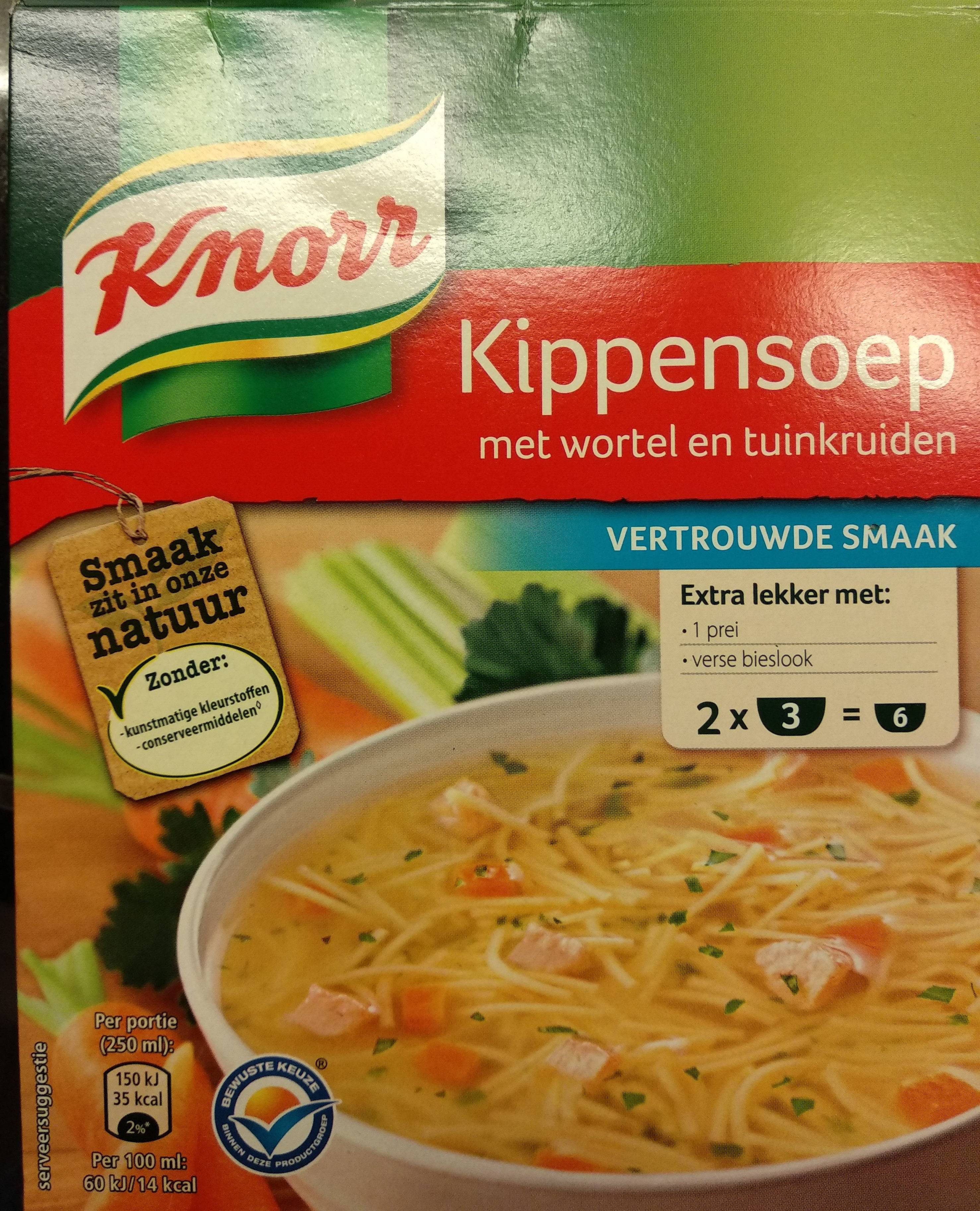 kippensoep - Product