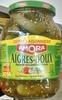 Aigres-Doux recette aux petits légumes - Produit