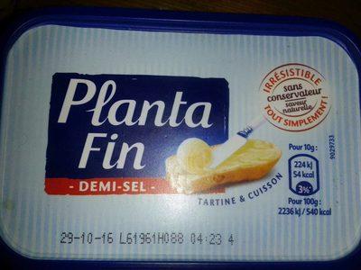Planta Fin demi sel - Product