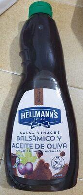 Salsa vinagre balsámico y aceite de oliva - Product