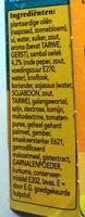 Boemboe voor Nasi Goreng - Ingrediënten - nl
