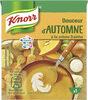 Knorr Soupe Douceur d'Automne à la Crème Fraîche - Product