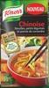 Chinoise Nouilles, petits légumes et pointe de coriandre - Product