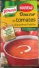 Douceur de tomates a la creme fraiche - Produit
