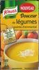 Douceur de légumes pointe d'emmental - Product