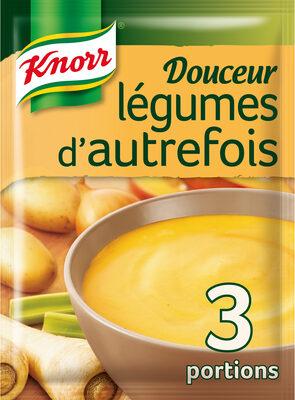 Knorr Soupe Douceur de Légumes d'Autrefois 89g 3 Portions - Product - fr