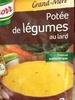 Potée de légumes au lard - Produit