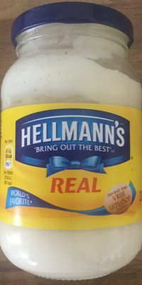 Hellmann's Real - Product