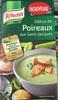 Délice de Poireaux aux Saint-Jacques - Product