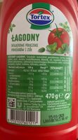 Ketchup - Nutrition facts - pl