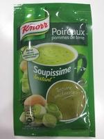 Soupissime Instant Poireaux pommes de terre - Produit - fr