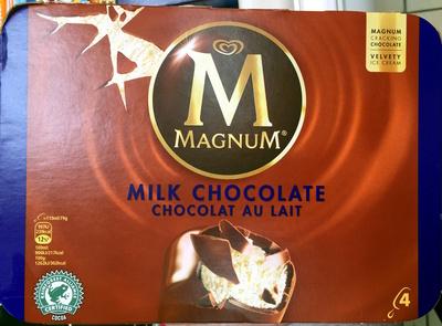 Magnum Chocolat au Lait - Produit - fr