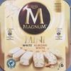Mini Magnum White / Almond White -