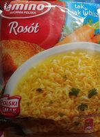 Rosół - zupa błyskawiczna - Produkt - pl