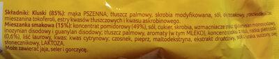 Pomidorowa - Składniki