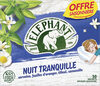 Elephant Infusion Nuit Tranquille 50 Sachets - Product