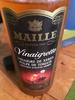 Vinaigrette (vinaigre de xérès pulpe de tomate) - Product