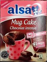 Mug Cake Chocolat intense - Produit