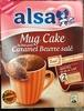 Mug Cake au bon goût Caramel Beurre salé -