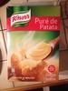 Purée de patate - Product