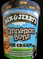 Cinnamon Buns Ice Cream - Produkt
