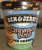 Cinnamon Buns Ice Cream - Produit
