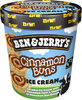Ben & Jerry's Glace Pot Cinnamon Buns Caramel - Product