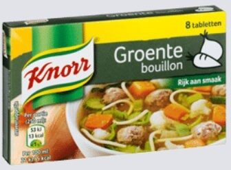 Groente bouillon - Product - nl