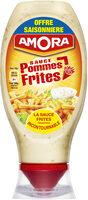 Amora Sauce Pommes Frites - Offre Saisonnière - Produit - fr