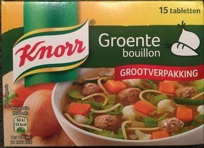 Groentebouillon - Product - nl