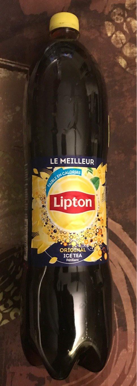 Lipton Ice Tea Original - Produit
