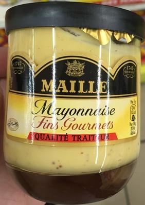 Mayonnaise Fins Gourmets qualité traiteur - Produit - fr