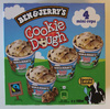 Cookie Dough 4 mini cups - Produkt