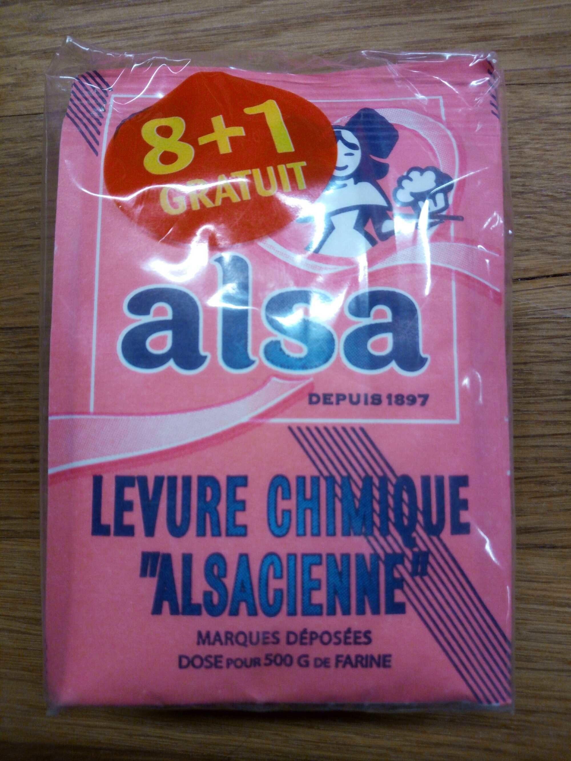 """Levure chimique """"Alsacienne"""" - Product"""
