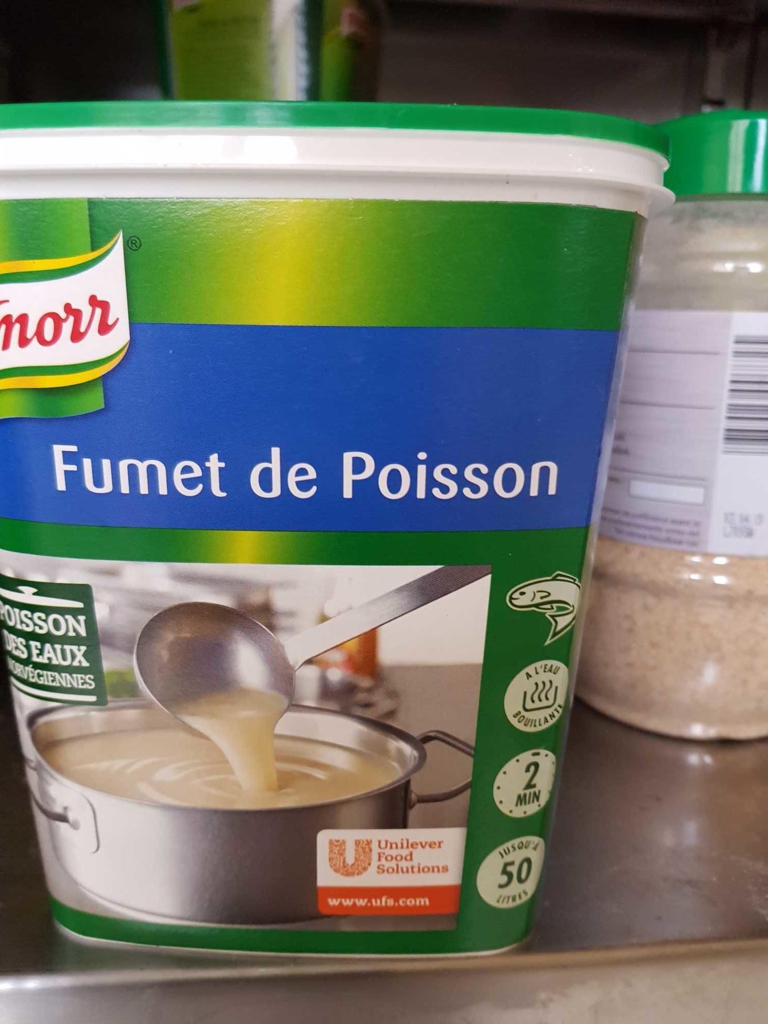 Fumet De Poisson - Produit