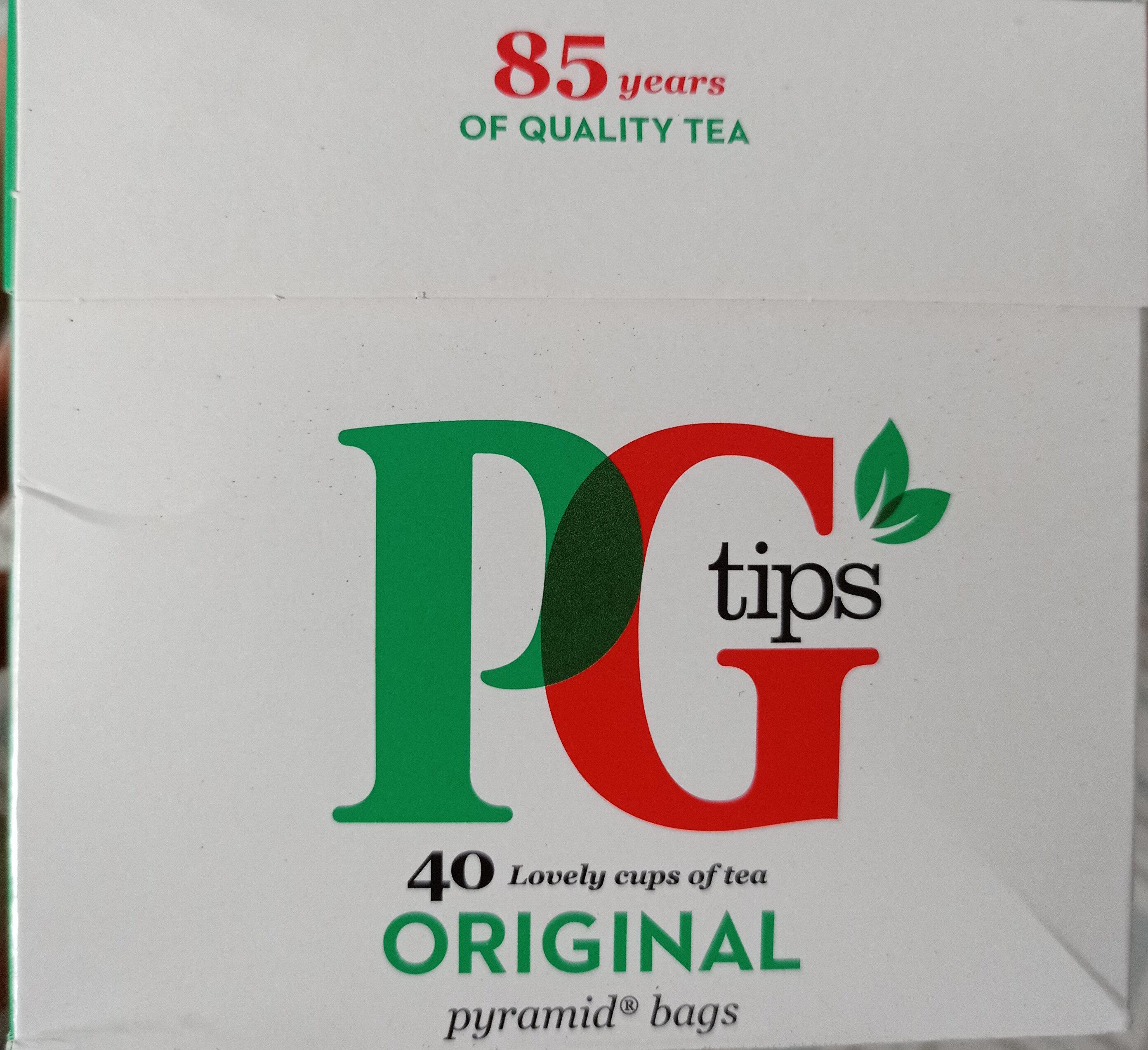 PG tips - Produit - fr