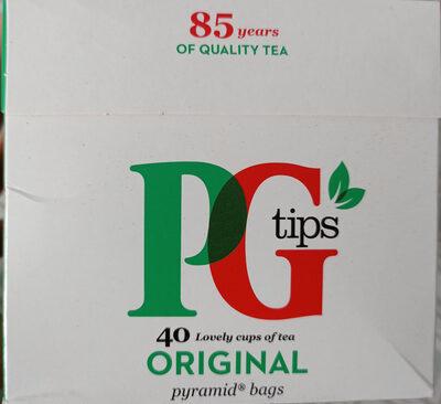 PG tips - Ingredients - en